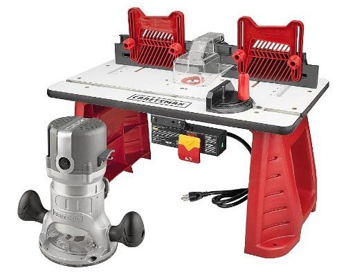 Craftsman Router Review