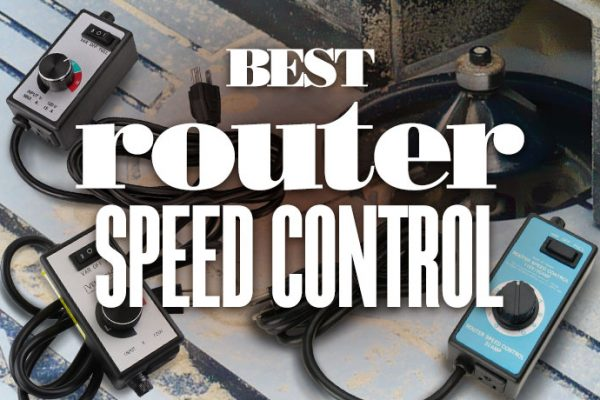 Best Router Speed Control