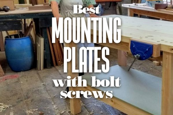 Best Mounting Plates with Bolts Screws